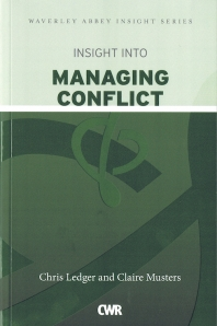 managing conflict cover