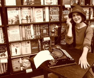 Fiona in her 1920s guise :)