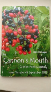 Cannon's Mouth magazine cover